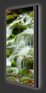 Design Leuchtbild XL vertikal 528