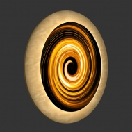 Leuchtbild Rondo 028