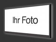 Design Leuchtbild XL horizontal Ihr Foto